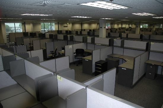 used office furniture chicago cubicles manufacturers allsteelherman