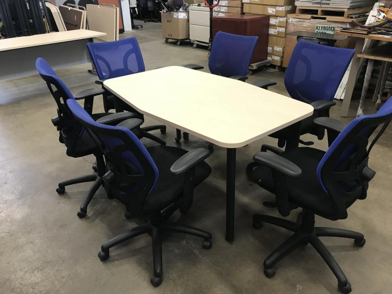 Laminate  Small Conference Table 60 x30
