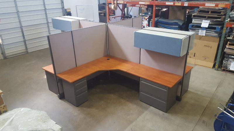 Herman Miller A02 Work Station 6' x 8' x 65""