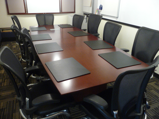 used office furniture chicago services on site project