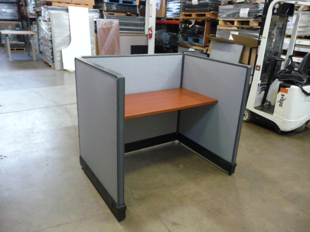 4' x 3' Haworth Telemarketing / Call Center workstations )
