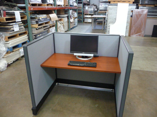 Haworth Unigroup 4x3 Workstation (Refurbished)